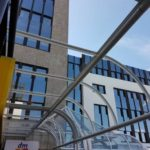 glasvordach reinigung,regensburg