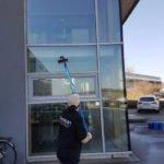 Glasfassadenreinigung,glasfassade,gebäudereinigung,burglengenfeld,schwandorf,regensburg